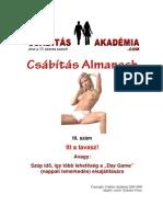 Csabitas Almanach 2009 03 Marcius
