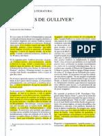 Política vs literatura, una revisión de los viajes de Gulliver - G. Orwell