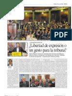 Propuesta de Macri Libertad de expresión o un gesto para la tribuna