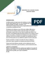 Ministerio de Alabanza Iglesia Cristiana Berea Uruapan