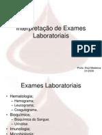 Interpretao de Exames Laboratoriais 1205632744799021 3