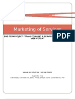 Marketing of Antivirus Softwares