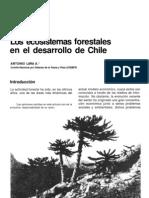 Los Ecosistemas Forestales en El Desarrollo de Chile