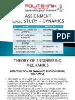 Assignment Engineering Mechanics Case Study