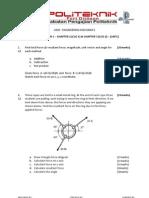 eoc1 Engineering Mechanics