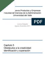 Capitulo 5 Nuevos Productos y Empresas