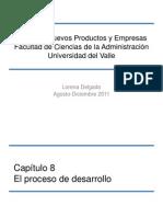 Capitulo 8 Nuevos Productos y Empresas