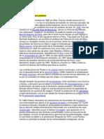 La Biografia de Luis Pasteus e Historia d Ela Farmacia.nancy Rodriguez Abono 10