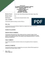 Tac Mprwa Minutes 05-06-13