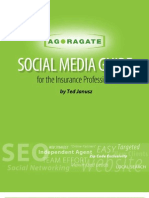 Social Media Marketing Guide for the Insurance Professional
