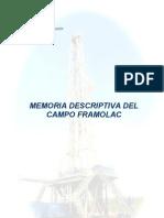 Memoria Descriptiva Del Campo Framolac