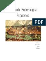 El Estado Moderno  y su Expansión