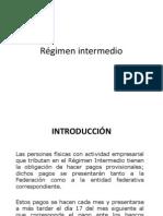 R�gimen intermedio.pptx