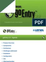 GoEntry2 Presentation