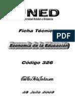 Ficha Econom i A