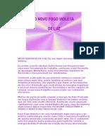 1442776 o Novo Fogo Violeta de Luz