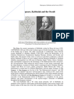 Anonymous - Shakespeare. Kabbalah and the Occult