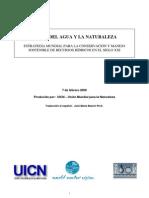 2000 Estrategia Mundial Para Conservacion Recursos Hidricos