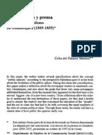 Esfera pública y prensa_ inicios del periodismo en Guadalajara 1809 1835_ celia del palacio montiel