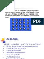 Corrosion e Inhibidores