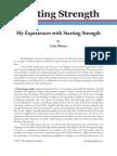 Starting Strength Webster