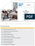 SAP GRC300 GRC 10.0 Presentation Sample
