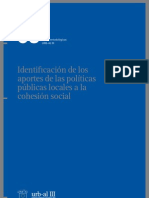 Identificacion de Aportes de PPL a CS URB AL III