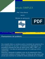 03   Método Simplex