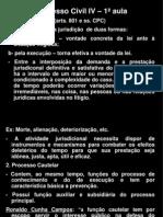 Proceso Civil - 1ª aula (1)