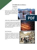 COSTUMBRES  y tradiciones DE GUATEMALA pequeño