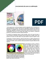 gerenciamento de cores na sublimação