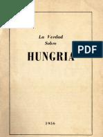 la verdad sobre hungría (una página seleccionable)
