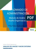 analisis y diseño organizacional