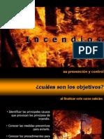 Incendio Clases de Extintores