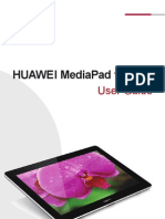 HUAWEI MediaPad 10 FHD User Manual%28V100R001 01%2CEnglish%2C10xu%2610xL%29