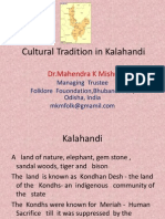 Oral Tradition in Kalahandi
