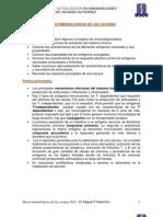 Bases Inmunologicas de Las Vacunas-2012W