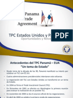 TPC Estados Unidos y Panamá