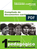 03 Compilado de Documentos Curriculares
