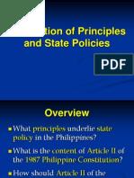Article II 1987 Constitution