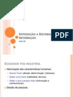 Introdução a sistemas de informação 2