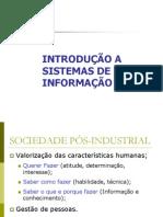 Introdução a sistemas de informação 1