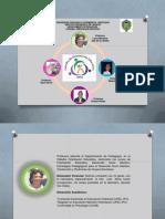 Presentación Facilitadoras del curso OE