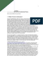 Teubner2003Societal Constitucionalism Alternatives to State-Centred