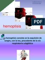 7.2.  HEMOPTISIS