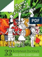 33 Surpresas Incríveis - Receitas de aproveitamento integral dos alimentos - RJ.pdf