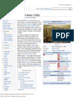 Siege of Malta (1565) - Wikipedia, The Free Encyclopedia