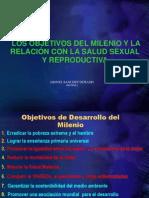 Los Objetivos de Desarrollo Del Milenio y La Relacion Con La Salud Sexual y Reproductiva
