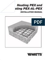 PEX-AL-PEX Installation Manual