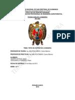 Tipos de Cortes de La Madera